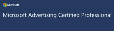 microsoft-ads-certified